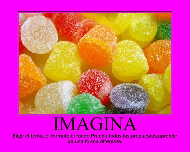 1.- IMAGINA