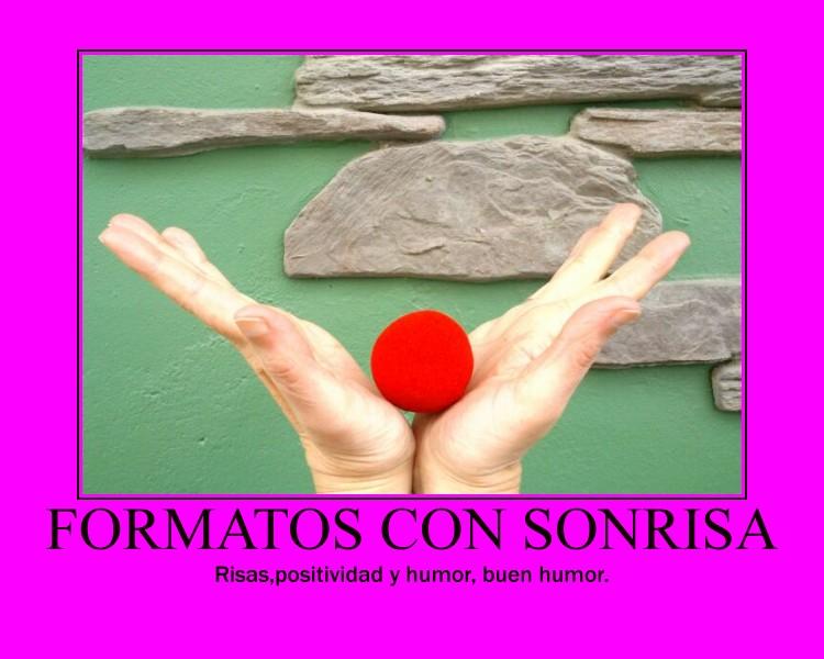 13.- FORMATOS CON SONRISA