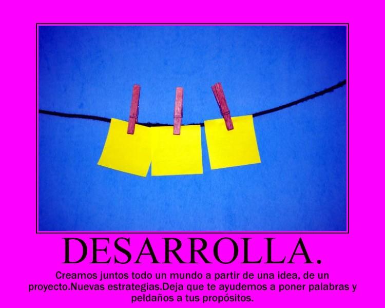 3.- DESARROLLA